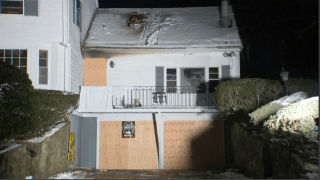 One person was killed overnight Tuesday, Jan. 21, 2020 at a home in Framingham, Massachusetts.