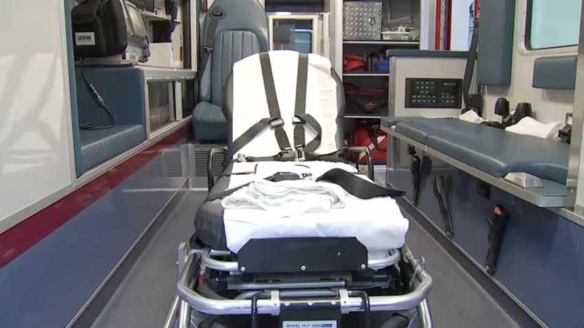 Ambulance generic inside