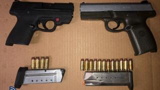 Armas confiscadas Jamaica Plain