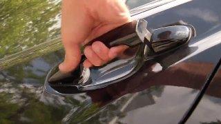 Car door handle open generic