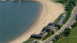Carson Beach Aerial 070519