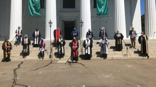 Clergy call for end to racial injustice
