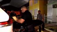 Policía: hallan heroína amarrada al cuerpo del niño baleado en Ponce