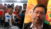 Evo Morales elige su   candidato a la presidencia de Bolivia