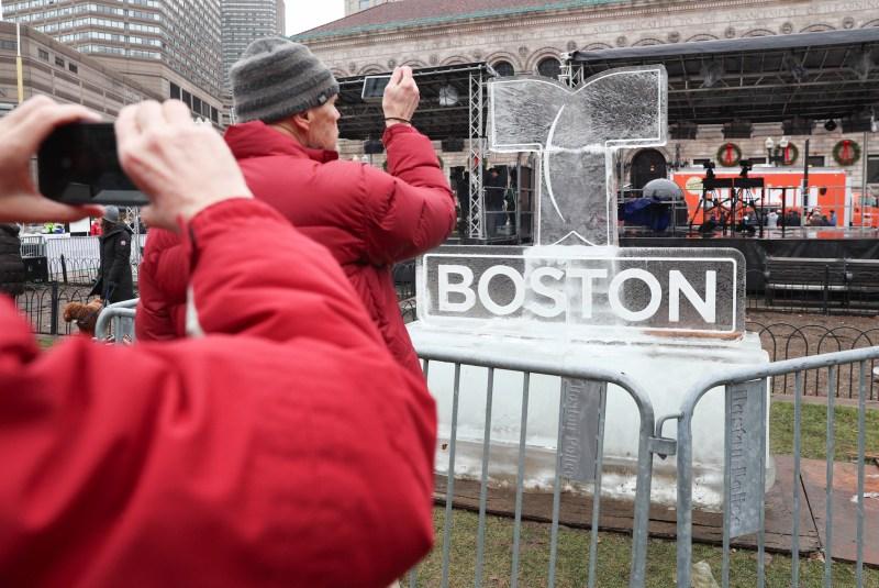 Lo mejor de First Night Boston 2020