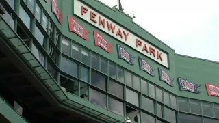 A file photo of Fenway Park, home of the Boston Red Sox.