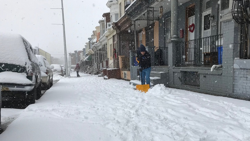 Generic Snow Shovel Generic Lycoming Philly