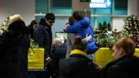 Accidente aéreo: llegan a Ucrania restos de víctimas tras derribo de avión