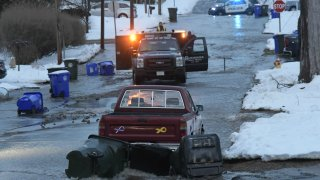 Flood New Hampshire