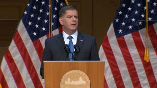 Mayor Walsh delivers State of the City Speech