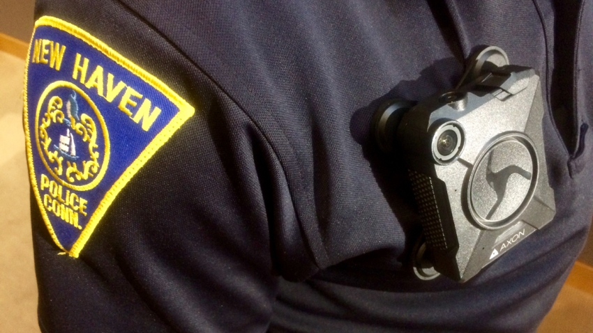 NEW HAVEN BODY CAMERA POLICE