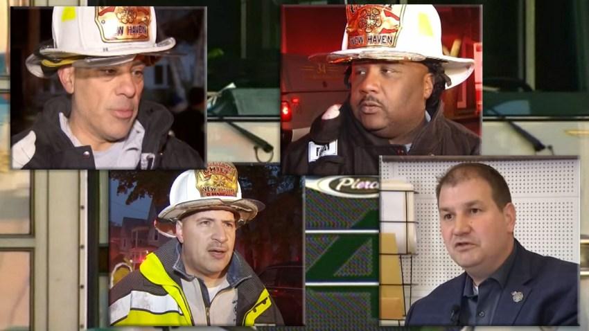 New Haven fire lawsuit