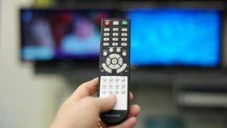 Remote TV Control