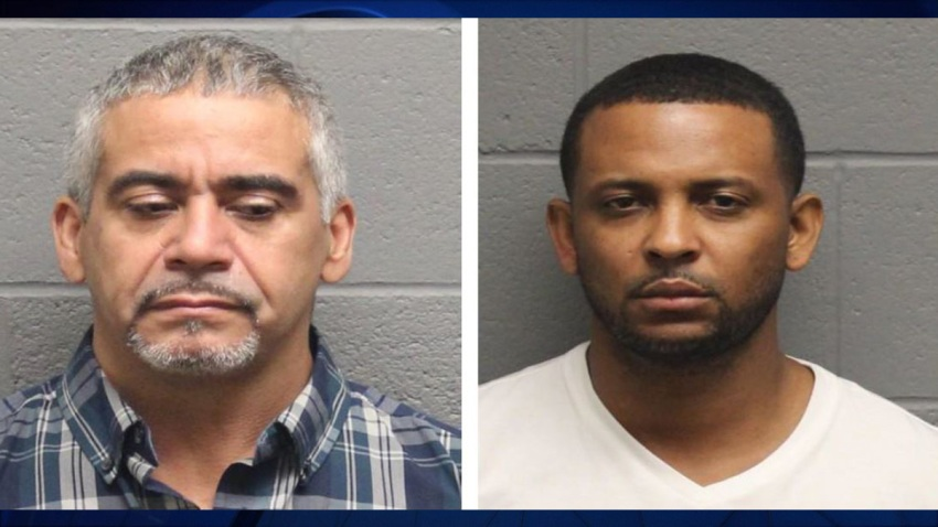 Watertown booking photos of Ruben Martinez and Willie Samuel Baldayaquez
