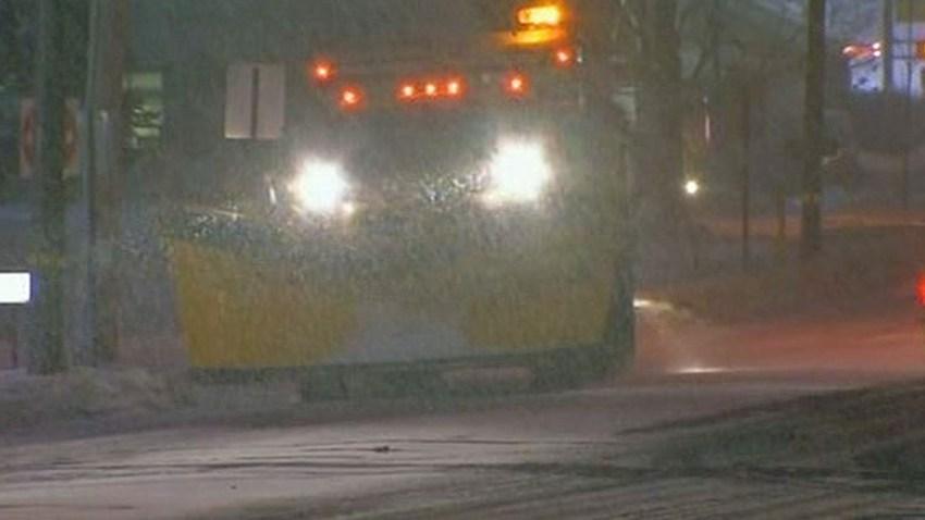 Snow Plow Generic LHV