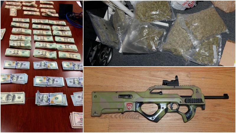 TLMD-Worcester-arresto-drogas-arma-eastern-avenue---