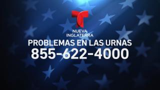 Telemundo Problemas en las Urnas 855-622-4000