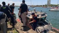 Mueren dos personas en accidente aéreo en Puerto Rico