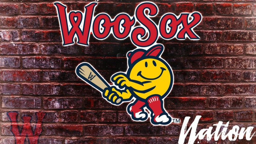 Worcester Red Sox WooSox Logo