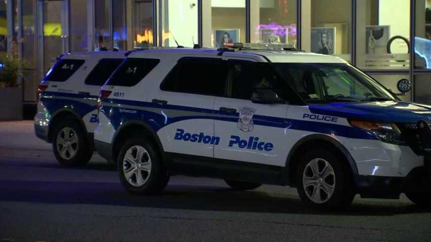 boston police generic photo cruisers