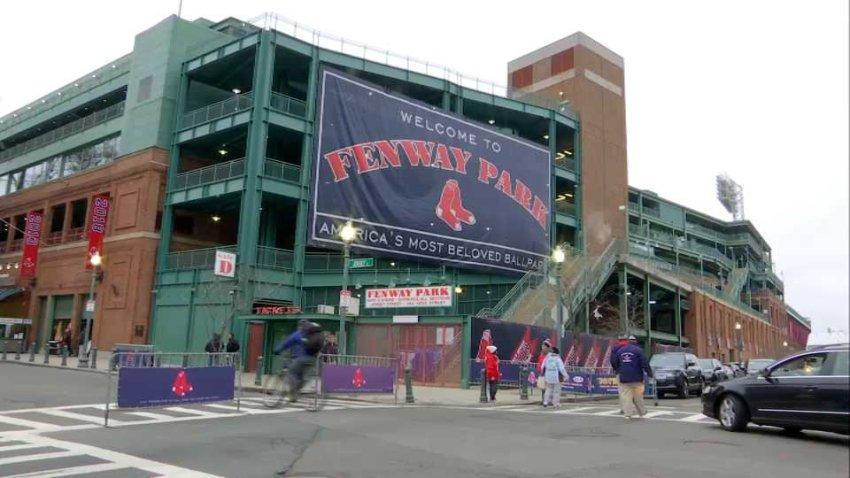 fenway park generic front