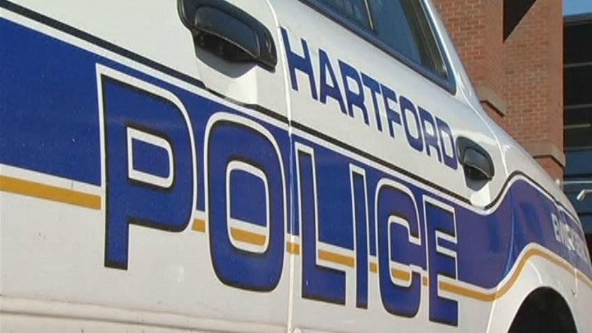 hartford police cruiser