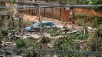 Brasil: decenas de muertos y numerosos destrozos por devastadoras lluvias