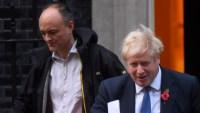 Escándalo político por viaje de 250 millas de asesor británico durante cuarentena nacional