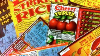 Lottery Scratch Scratchers Instant