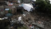 Amanda se degrada pero lluvias intensas persisten en la región donde dejó 14 muertos