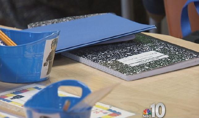 school notebook generic