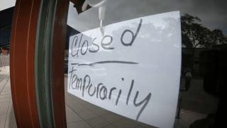 temporarily closed coronavirus