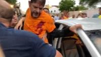 Senador recibe dos balazos durante protesta de policías en Brasil