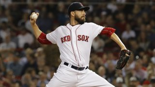 [NBC Sports] Matt Barnes as next Red Sox closer? Here's his response to potential role