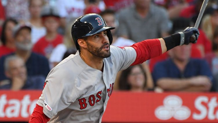 [NBC Sports] MLB rumors: Red Sox star J.D. Martinez won't opt out of contract in 2019