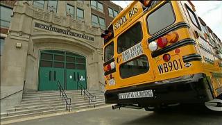 boston public schools bus
