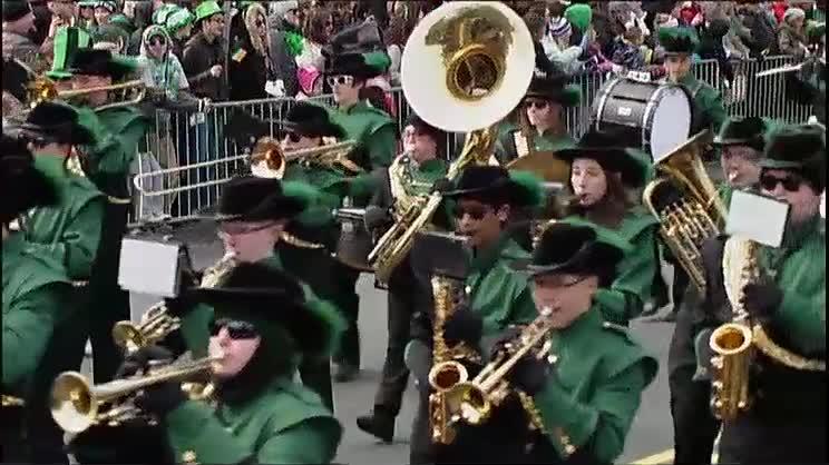 2016 South Boston St. Patrick's Day Parade 18