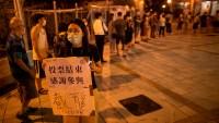 Hong Kong: partidos prodemocracia celebran primarias pese a advertencia sobre nueva ley de seguridad