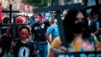 El coronavirus no da tregua en Latinoamérica, con nuevos récords en México y Brasil
