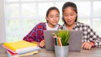 Consejos para que los niños no se distraigan durante las clases en línea