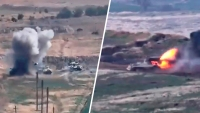 Crece la tensión entre Armenia y Azerbaiyán: enfrentamientos dejan al menos 16 muertos