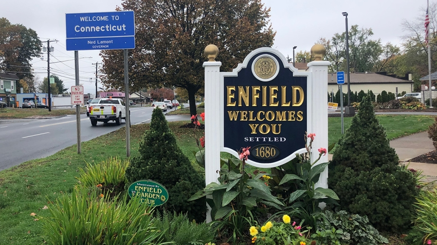 Welcome to Connecticut in Enfield