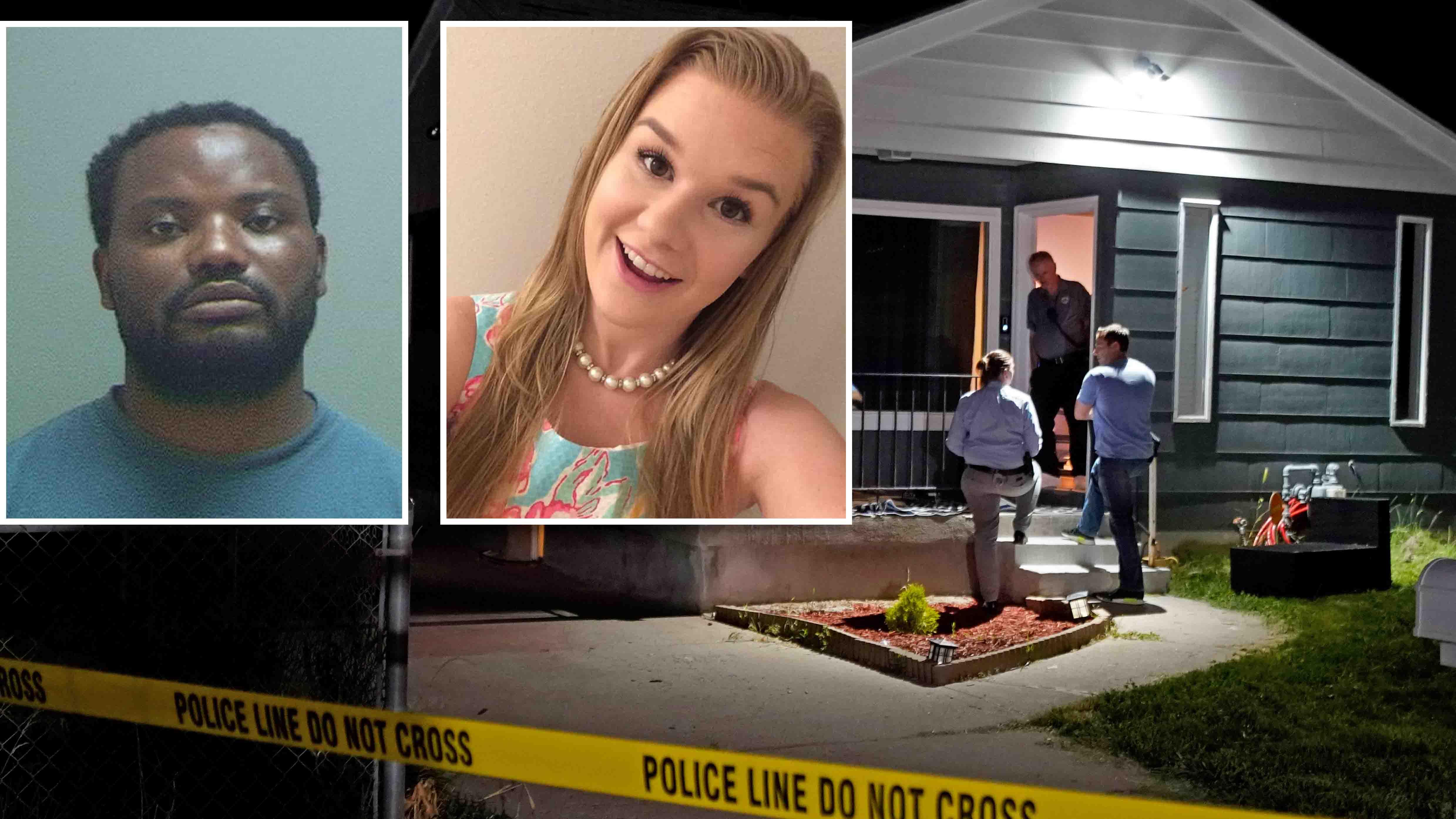 Cita mortal: asesinó a joven con sus propias manos y luego quemó el cuerpo