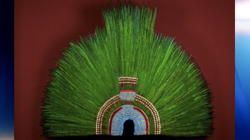 Réplica del Penacho de Moctezuma
