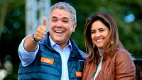 La primera dama de Colombia da positivo al coronavirus