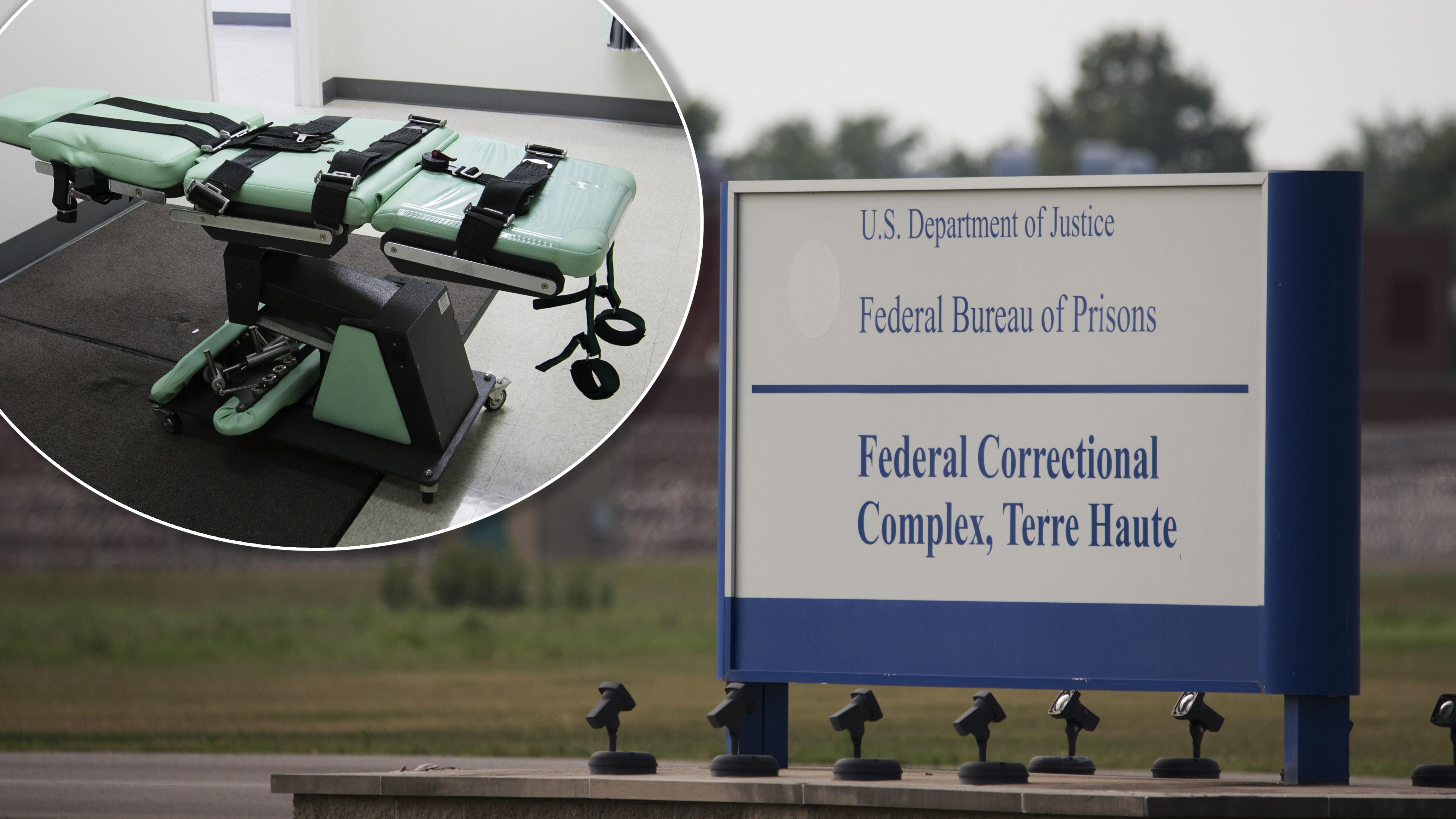 Nueva regla abre la puerta a ejecuciones por fusilamiento y gas en EEUU