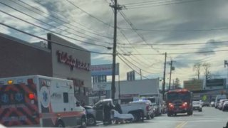 Vehicle Into Lynn Walgreens