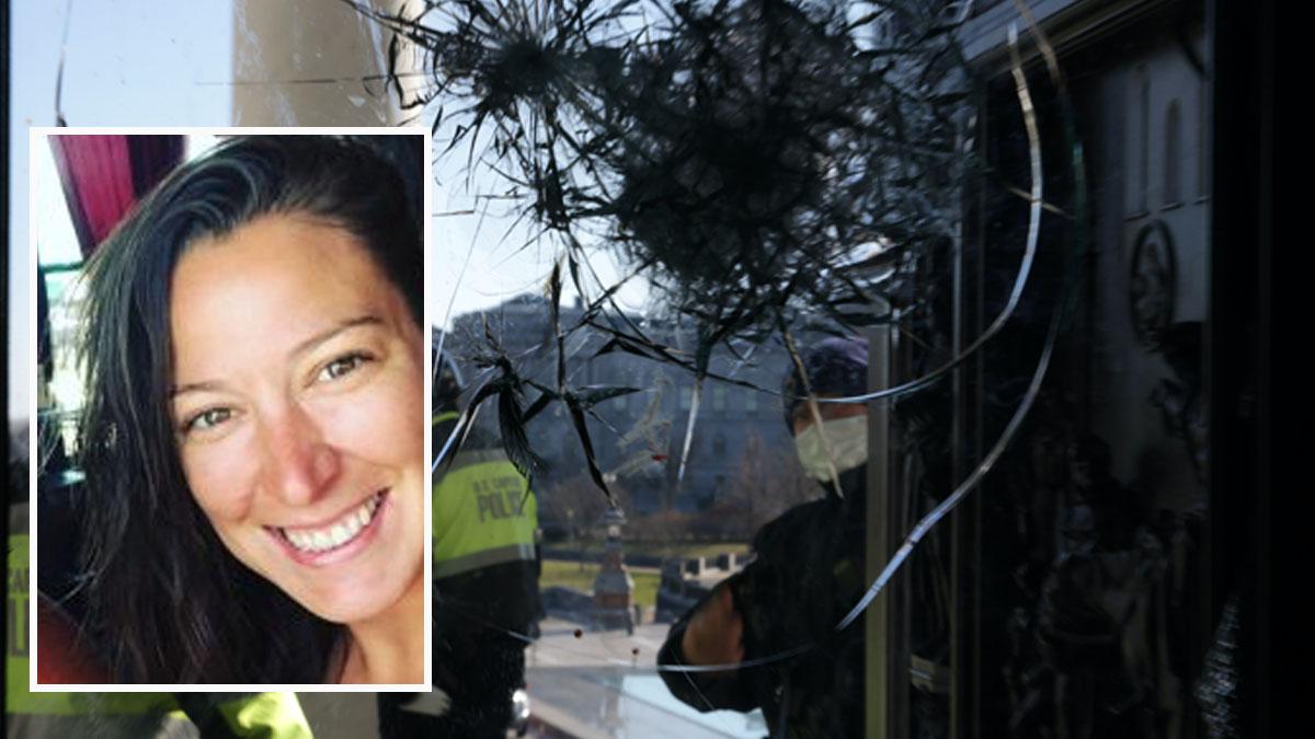Oficial que mató de un disparo a mujer durante asalto al Capitolio no enfrentará cargos