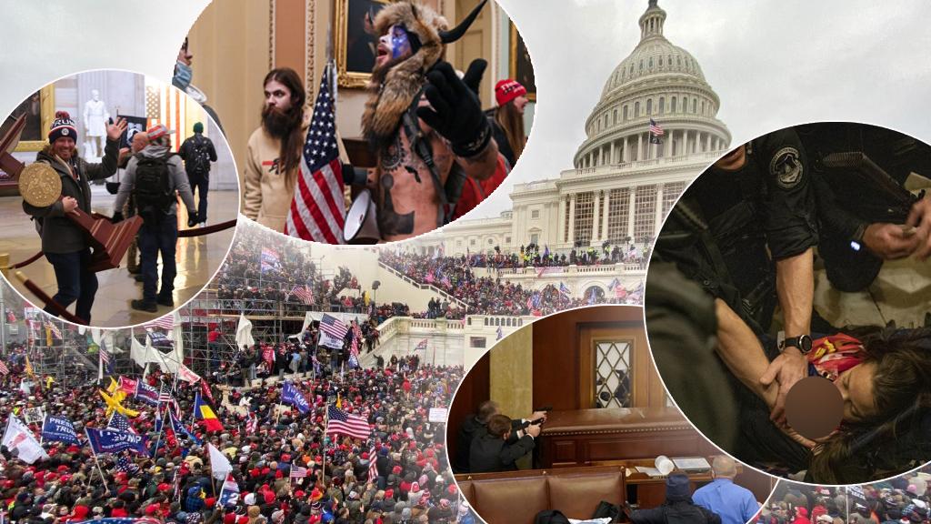 Informe de Policía del Capitolio alertó que el Congreso podría ser objetivo