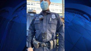 West Hartford police wear body camera